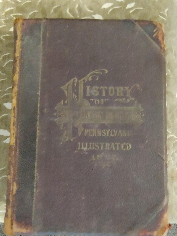 History of Franklin County Pennsylvania 1975