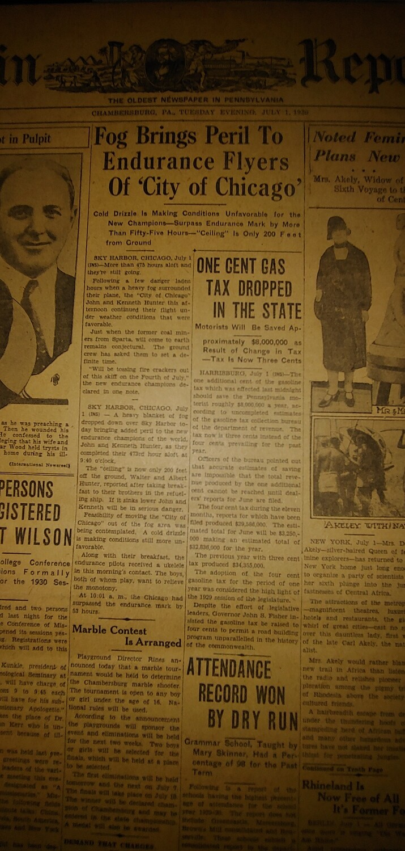 Franklin Repository 1930 Large Binder