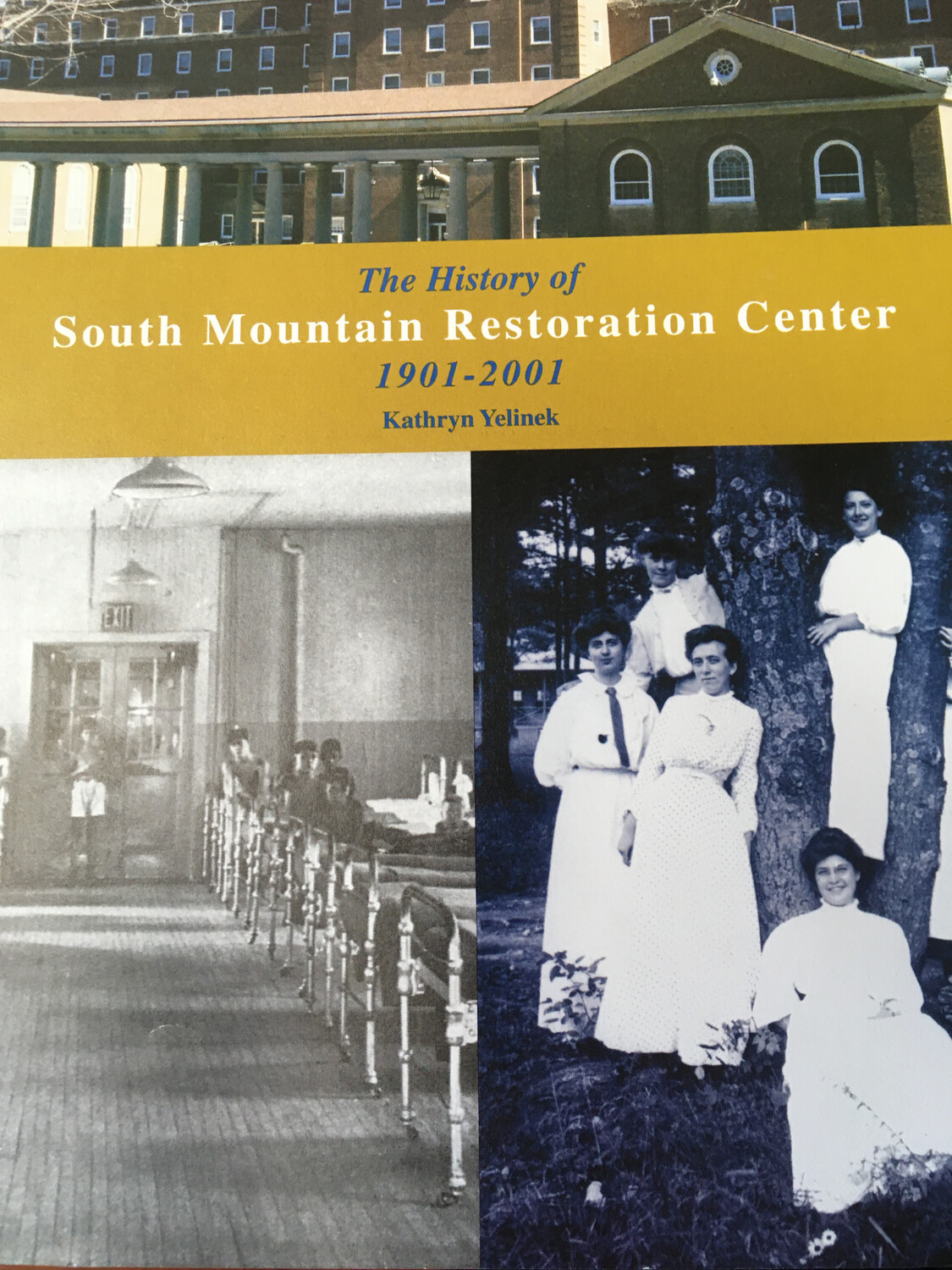 History of South Mountain Restoration Center