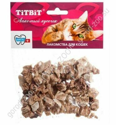 Титбит Легкое баранье (для кошек) мягкая упаковка