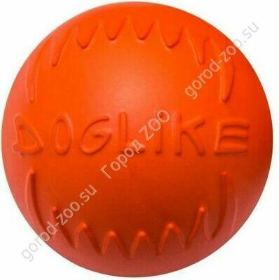 Доглайк Doglike мяч средний оранжевый
