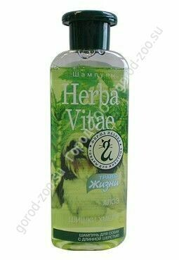 Херба Herba Vitae 250мл Шампунь д/собак длиннош.