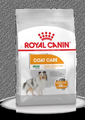 Роял Канин Royal CANIN 1,0кг Мини коат кэа