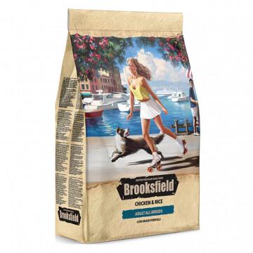 Бруксфилд Brooksfield Dog All Breeds Курица/рис д/соб 800гр