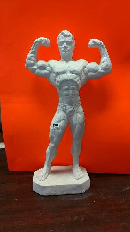 Body Builder Figurine