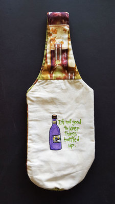 Wine Bag with