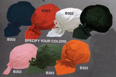 Cotton Do Rag Headwrap