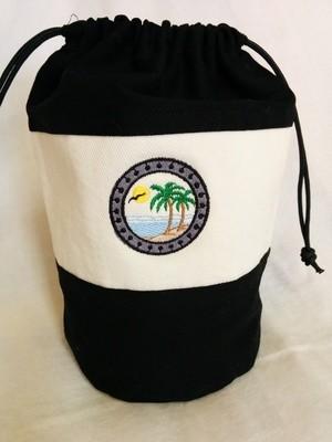 Nautical Port Hole CatchAll Bag