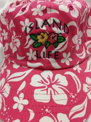 Ladies Flowered Caps