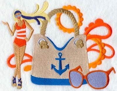 Ladies Handbag Design