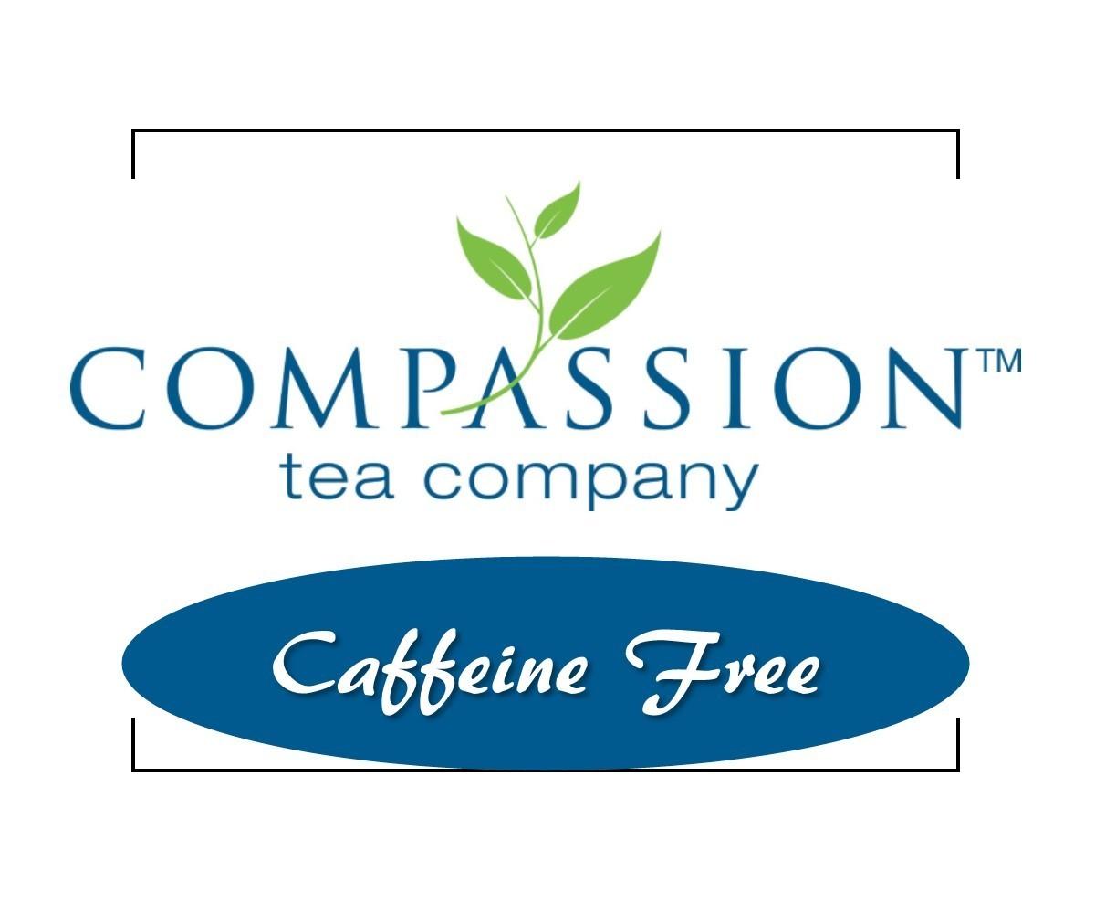 Caffeine Free/Decaffeinated Tea Sample Pack