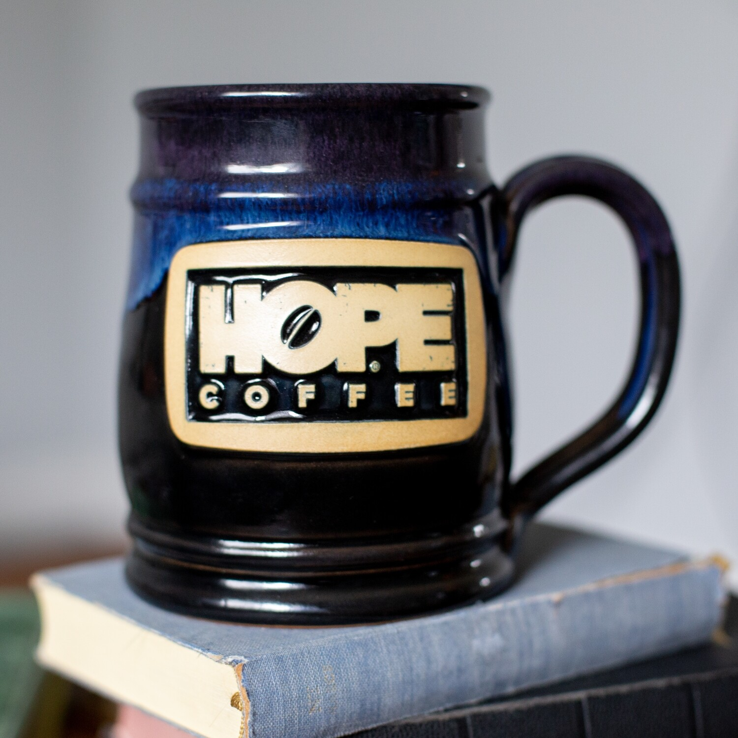HOPE Coffee 23oz Tankard Mug - Galaxy Glaze