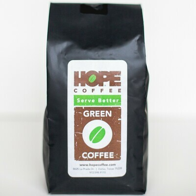 SHG Honduran Raw Green Coffee - 5 lb. (10% discount)