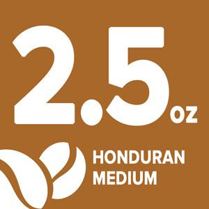 Honduran Medium - 2.5 Ounce Retail Labeling starting at: