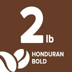 Honduran Bold - 2 Pound Bag