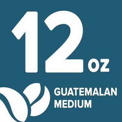 Guatemalan Medium - 12 oz