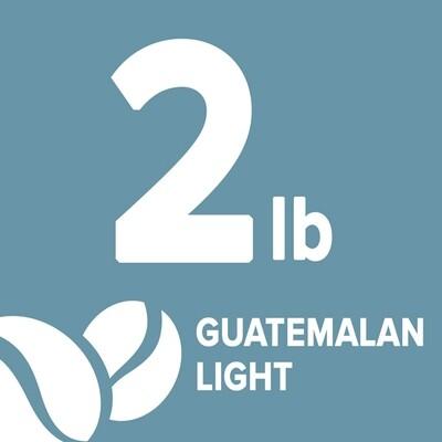Guatemalan Light - 2 Pound Bag