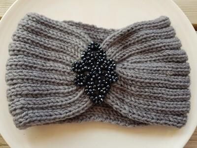 Shiny flower hoofdband