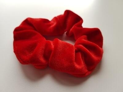 Velvet scrunchie 10 kleuren