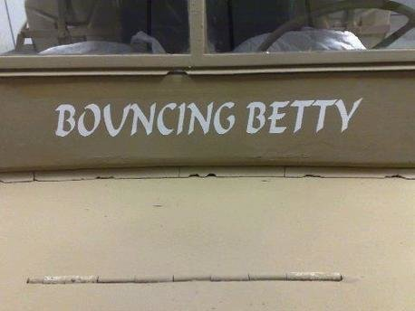 Name stencil for wartime vehicle Jeep Dodge etc