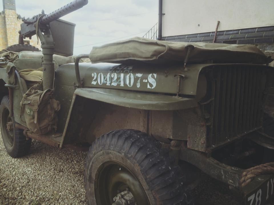 Reuben's Jeep (UK)