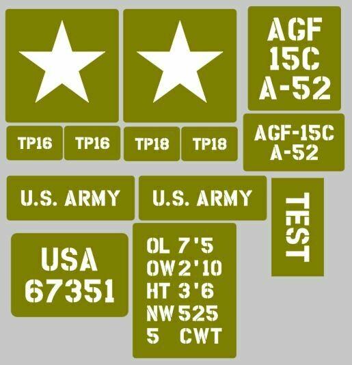Harley Davidson Set ww2 war army WLA WLC