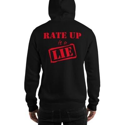 Rate Up Unisex Hoodie