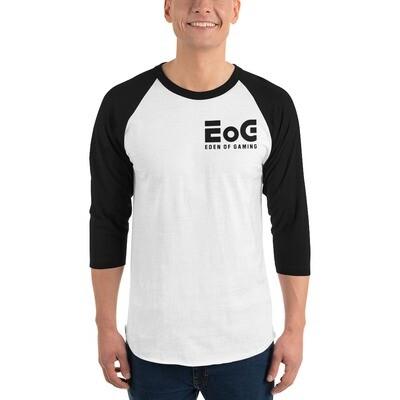 EoG 3/4 sleeve raglan shirt