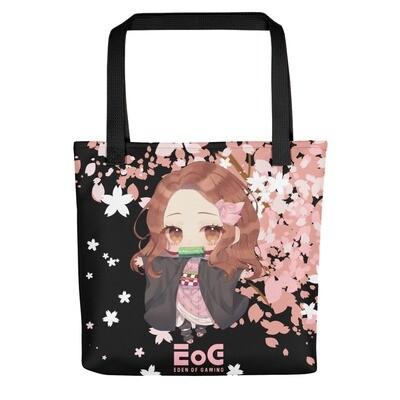 SharxNezuko Sakura Tote bag