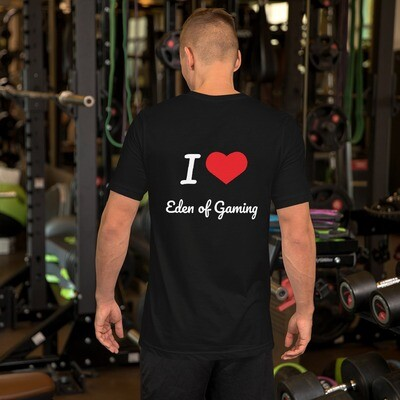 I <3 EoG Short-Sleeve Unisex T-Shirt
