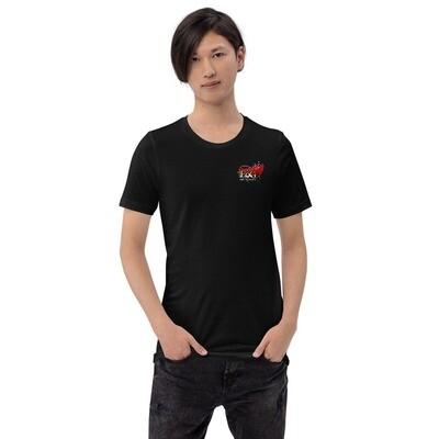 Eden Logo Short-Sleeve Unisex T-Shirt