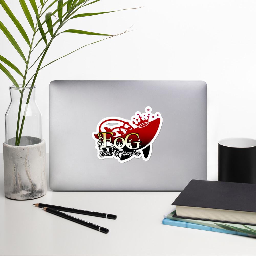 EoG Logo Bubble-free stickers