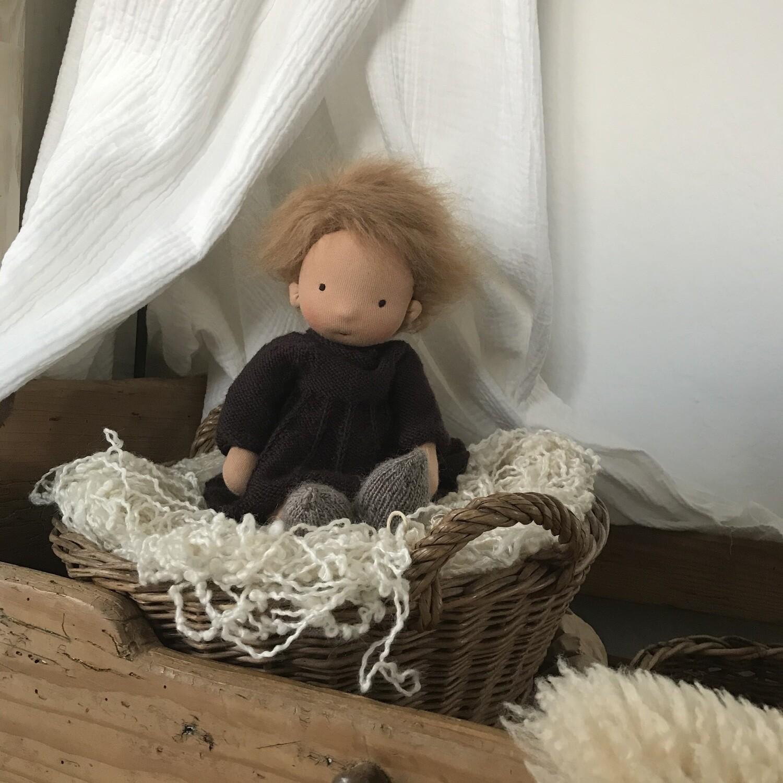 Puppe nach Waldorfart