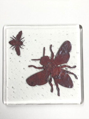 Copper Foil Bees