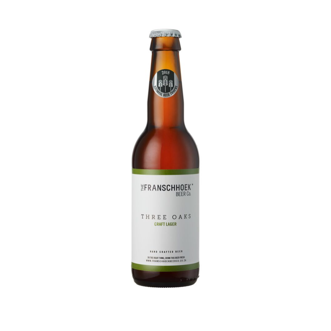 Three Oaks - Craft Lager [Case of 12]