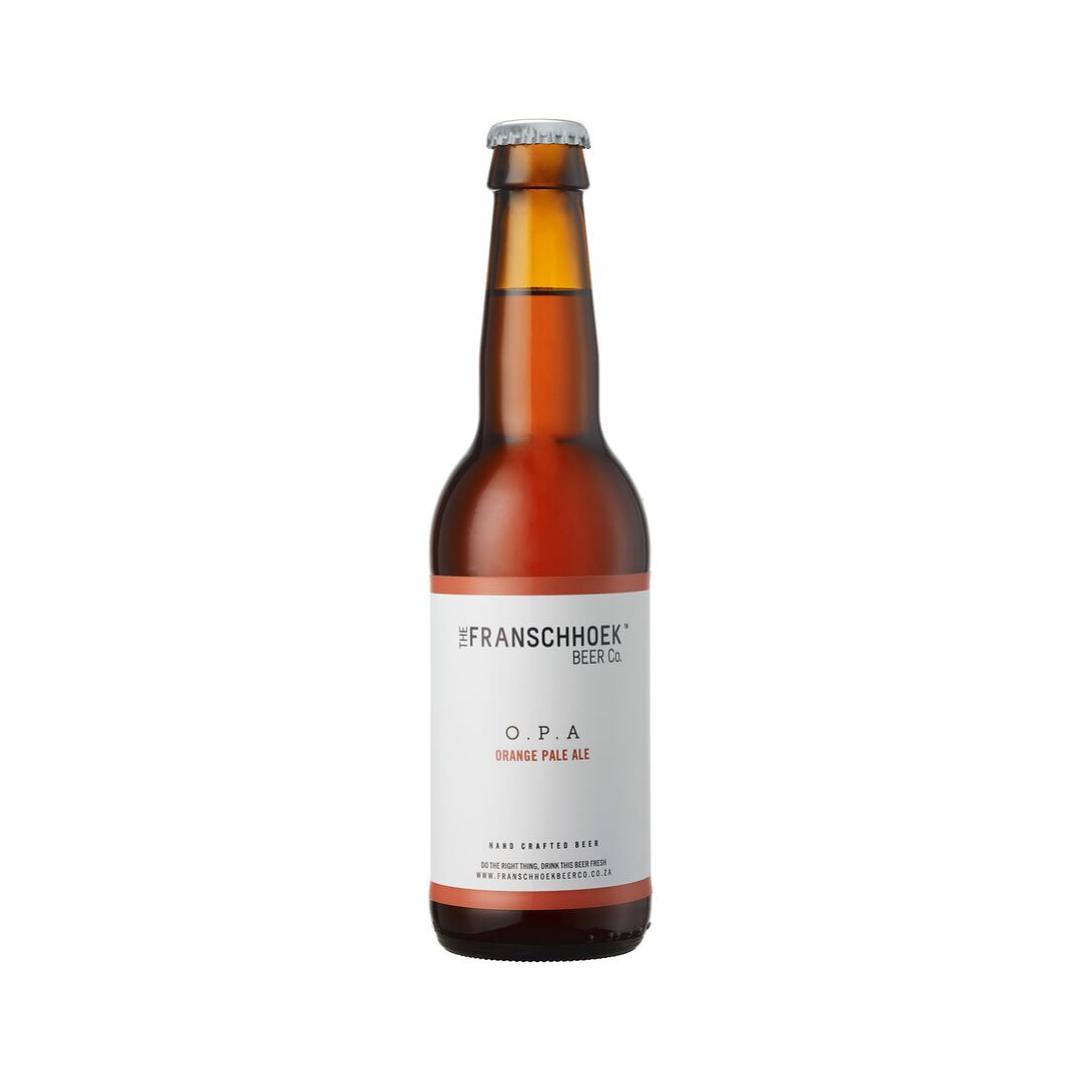 Orange Pale Ale (OPA) [Case of 12]