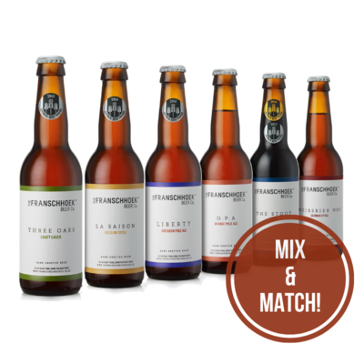 Mix & Match 12 Beers of your choice