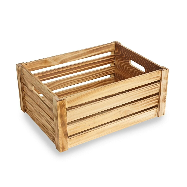 Wooden Hamper Crate
