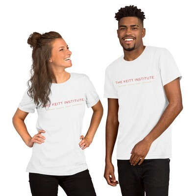 Keitt Institute Red & Gold Logo T-Shirt