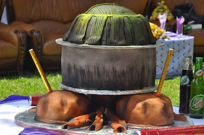 Kwanjula Cakes