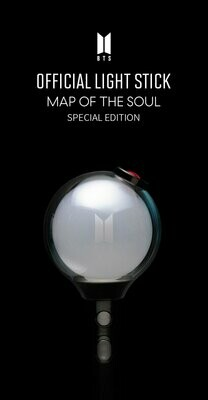 BTS Official Light Stick Map of the Soul Special Edition