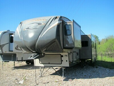 2014 CHAPARRAL 345BHS BY COACHMAN RV