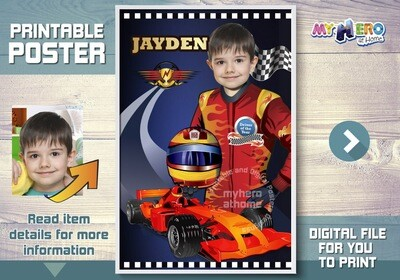 Race Car Poster. Formula One Poster. Grand Prix Poster. Race Car Decoration. Race Car Room Decor. Race Car Gifts. Race Car Backdrop. 375
