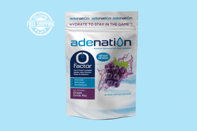 AdeNation® Hydration Pouch - Grape
