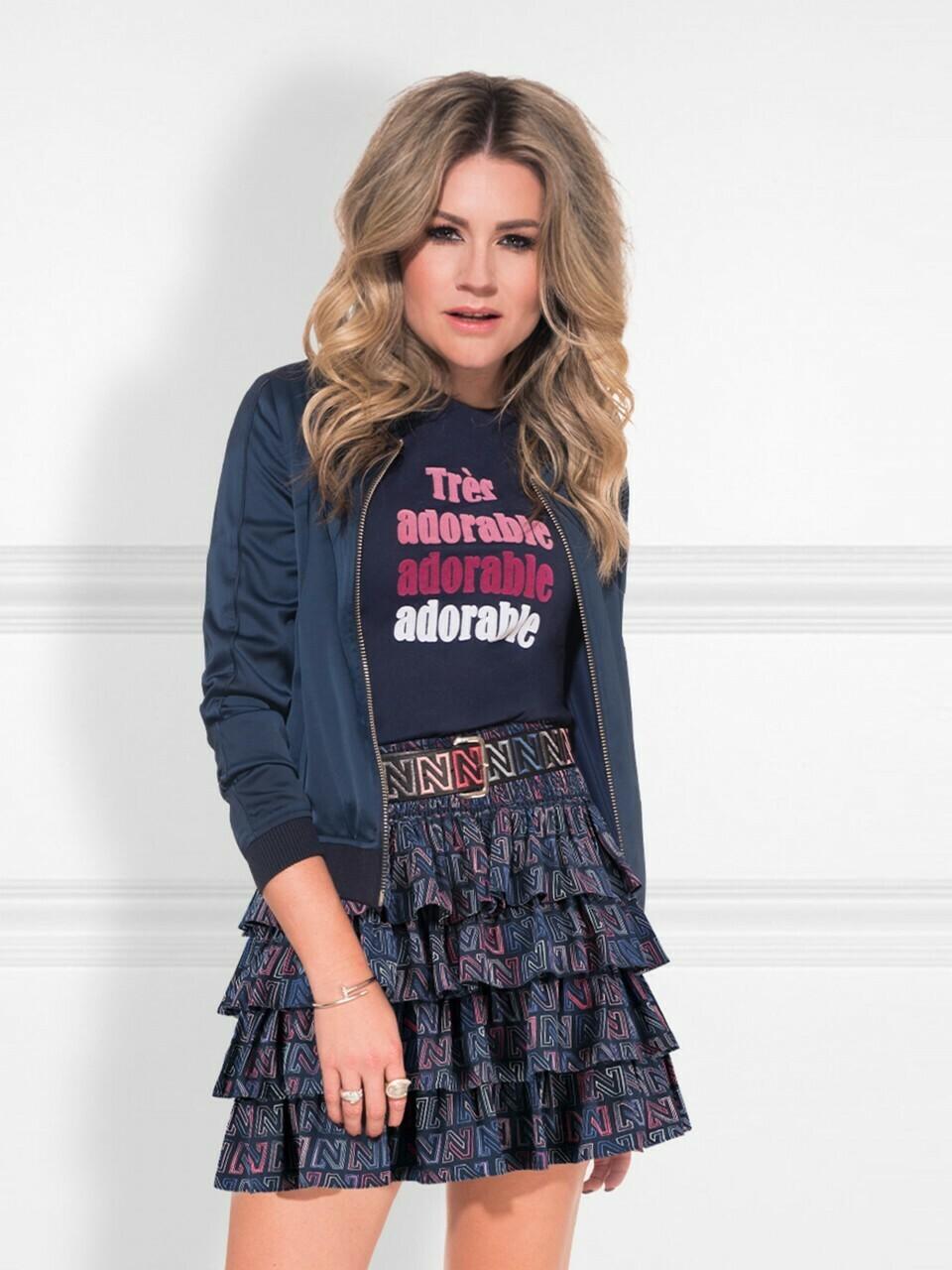 Logomania Skirt