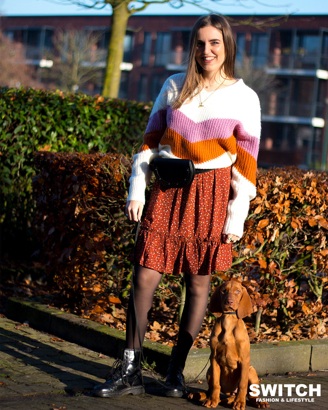 Philou Skirt Roest