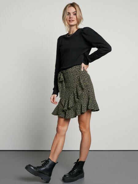 Juicy Leopard Skirt