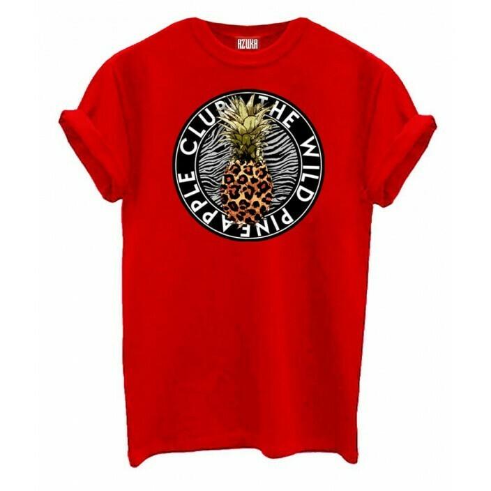 The Wild Pineapple Club Tee