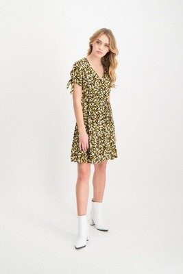 Karin Dress Geel