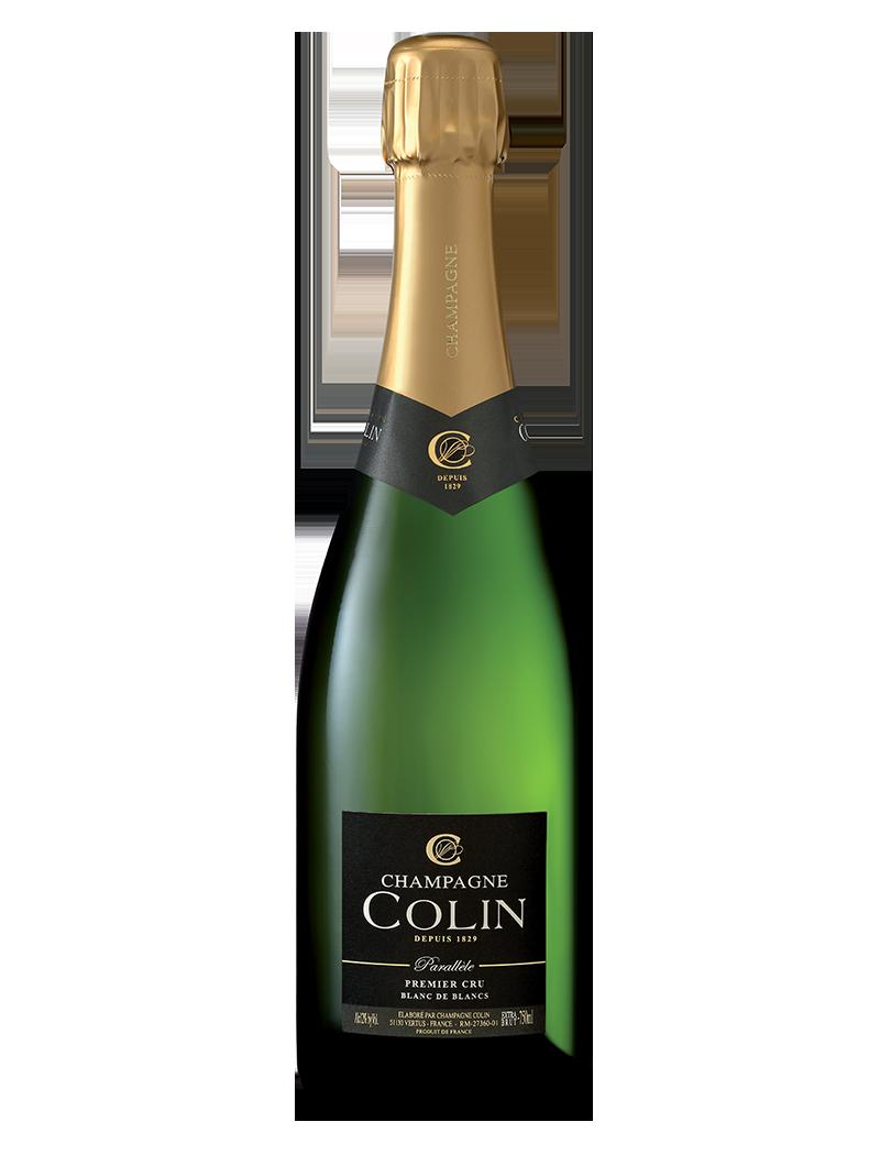 Champagne Colin Cuvée Parallèle Blanc de Balncs 1er cru - 75cl
